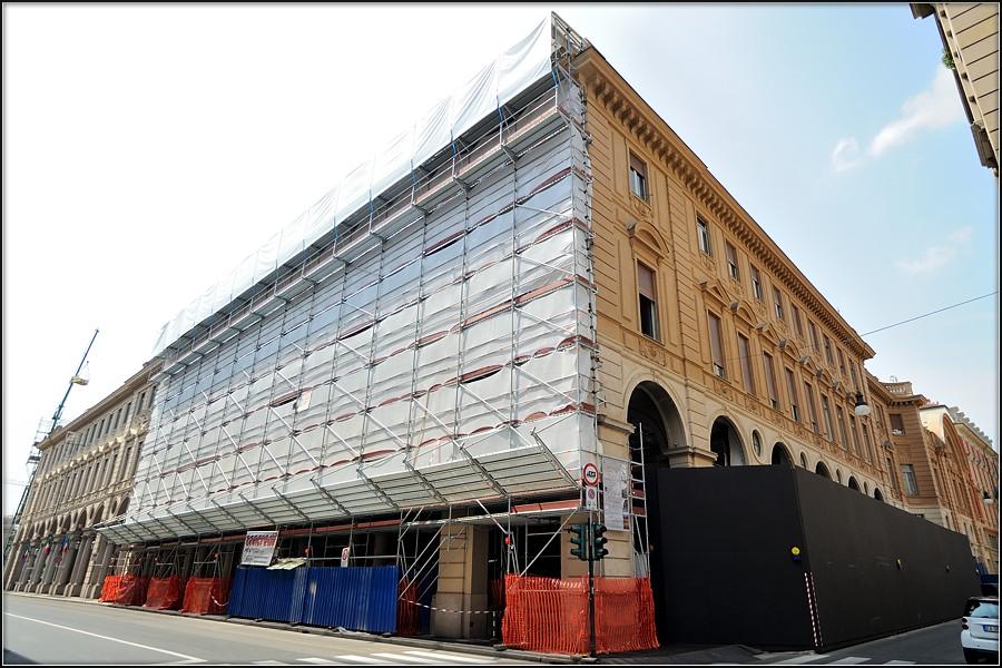 Apple Store Torino – Proseguono i lavori