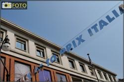 Uno dei palazzi storici della Rai a Torino in via Verdi