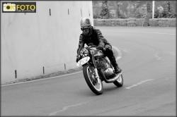 Concorrente alla curva belvedere Rievocazione storica ospedaletti 2012