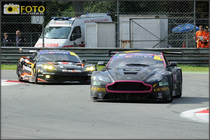 Gt Open International a Monza, le foto di gara-2