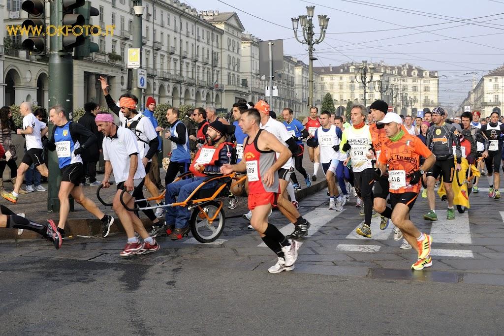 Stratorino e Turin Marathon 2012, le foto di una festa dello sport con record
