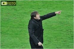 Antonio Conte torna a guidare la Juventus dopo la squalifica