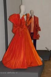 alta moda italiana in mostra alla Reggia di Venaria