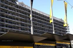 facciata stazione Porta Nuova Torino