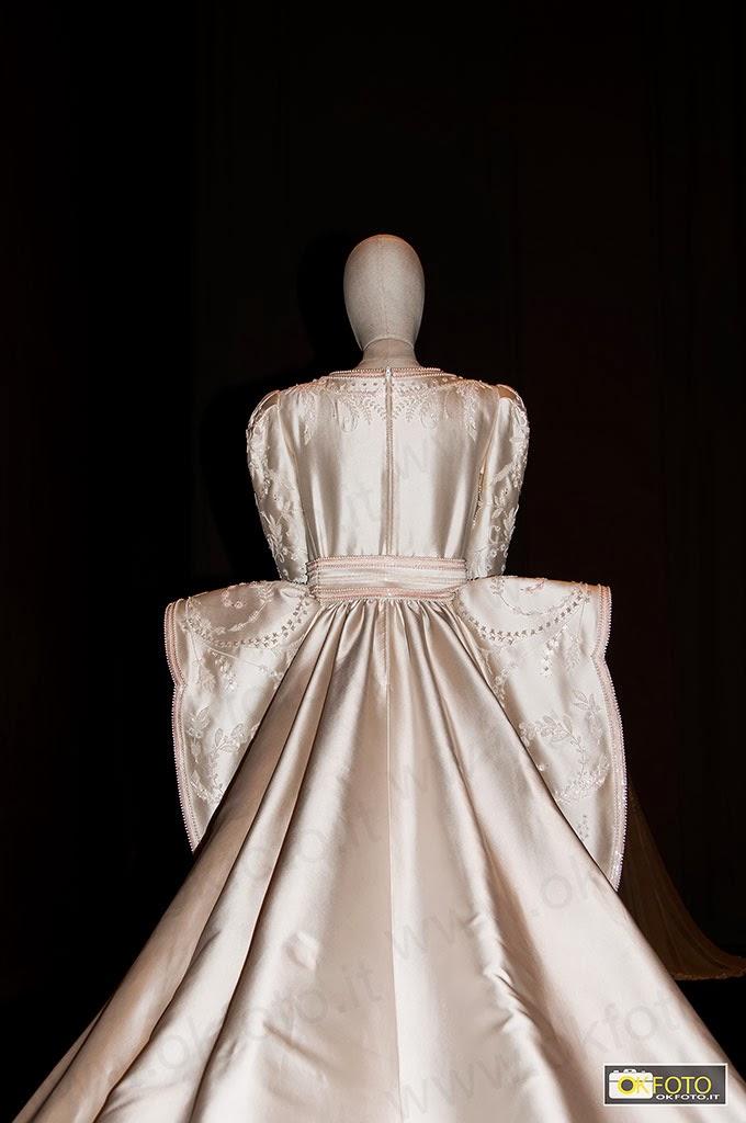 abito da sposa di Roberto Capucci