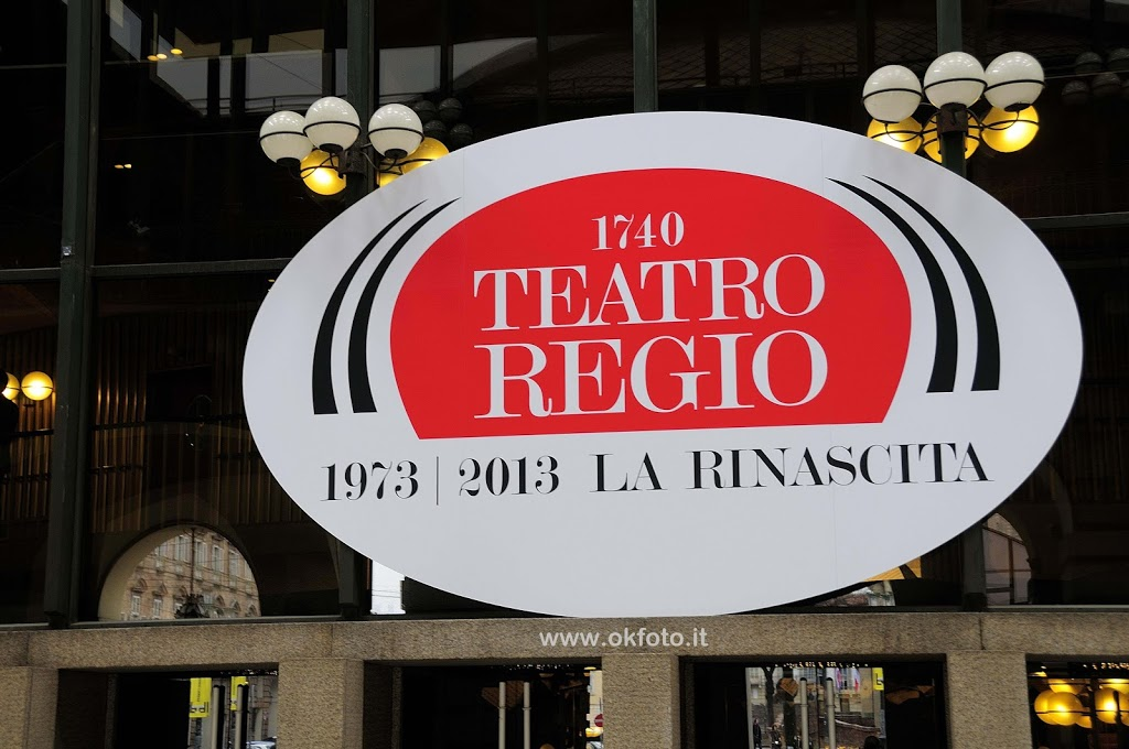 Teatro Regio, la fabbrica dei sogni