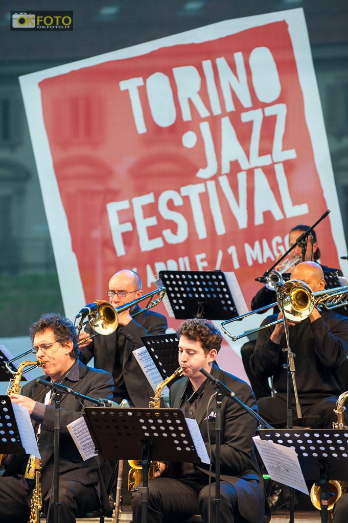 Torino Jazz Festival: le fotografie dell'apertura in piazza Valdo Fusi