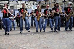 Torino jazz festival 2013: la band Funk Off il 1 maggio in centro città