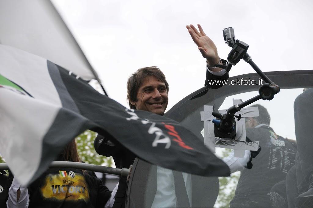 Lo scudetto della Juventus è la ricetta per la felicità