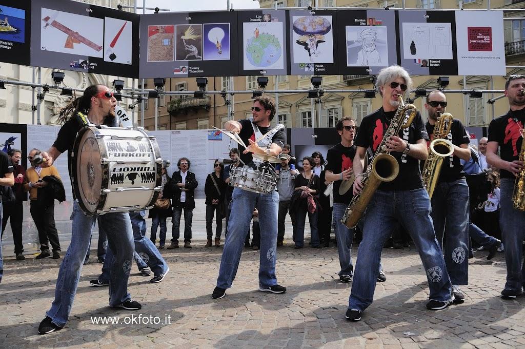Funk Off: street music al Torino Jazz Festival