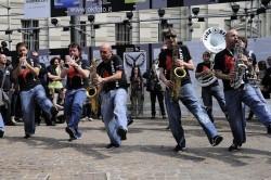 I Funk Off a Torino in occasione del jazz festival 2013