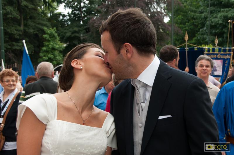 Festa di San Giovanni: coppie di sposi al corteo storico