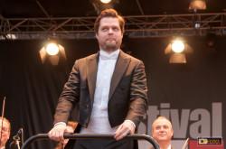 festival Beethoven: applausi per il direttore Valcuha al termine della Nona di Beethoven