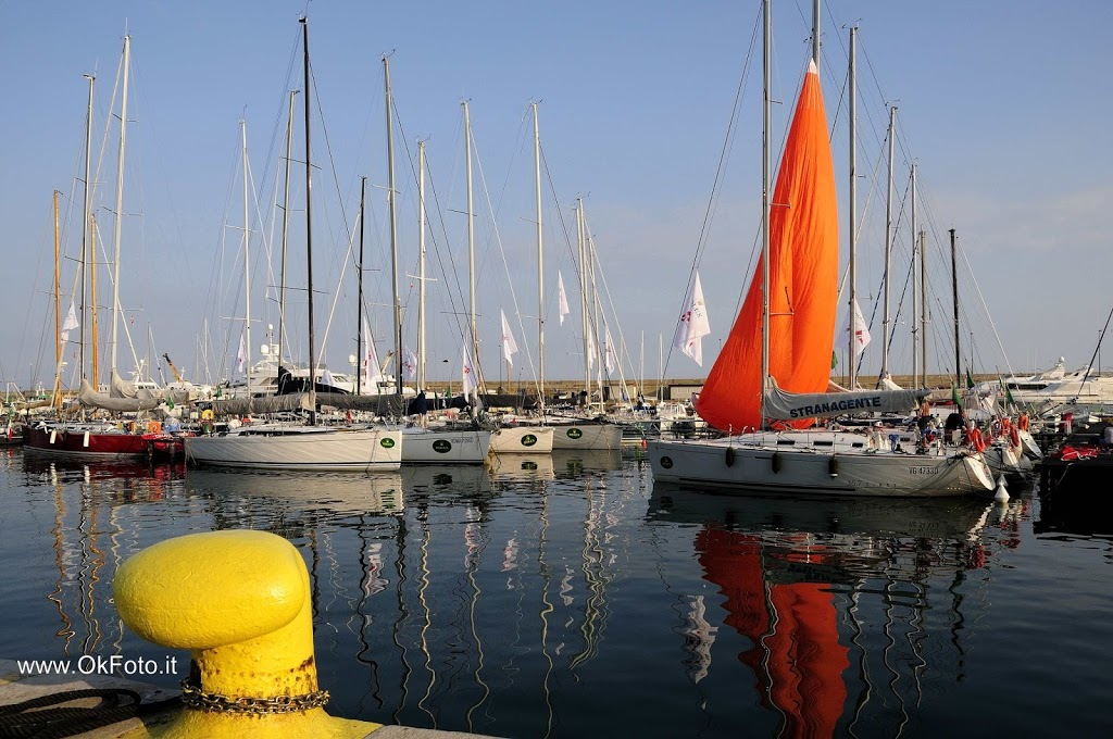 Giraglia Rolex Cup 2013: le fotografie al porto di Sanremo