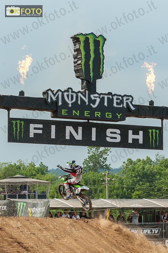 Gp d'Italia Mx motocross a Maggiora 2013: velocità, fango e gloria – le foto