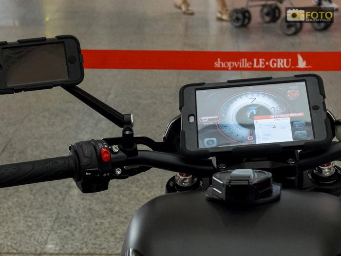 Apple e Mv Agusta insieme per realizzare una iMoto