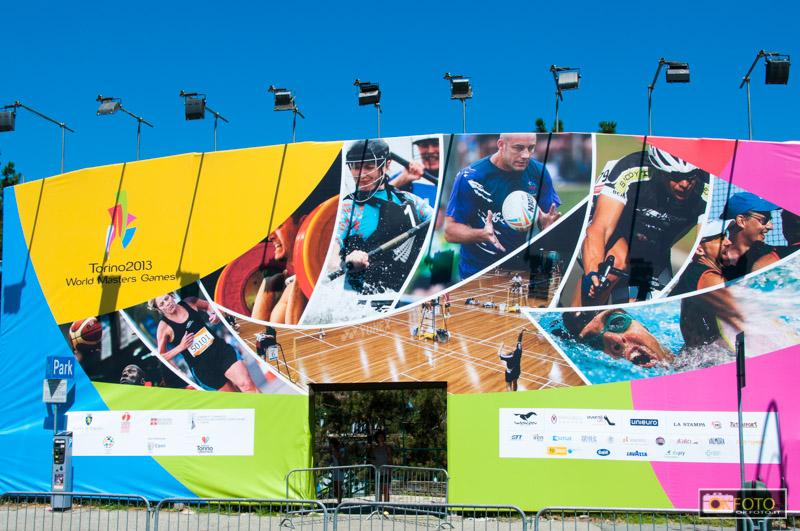 World Masters Games Torino 2013: manca una settimana al via