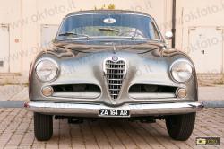 Alfa Romeo 1900 coupè al Concorso eleganza auto d'epoca