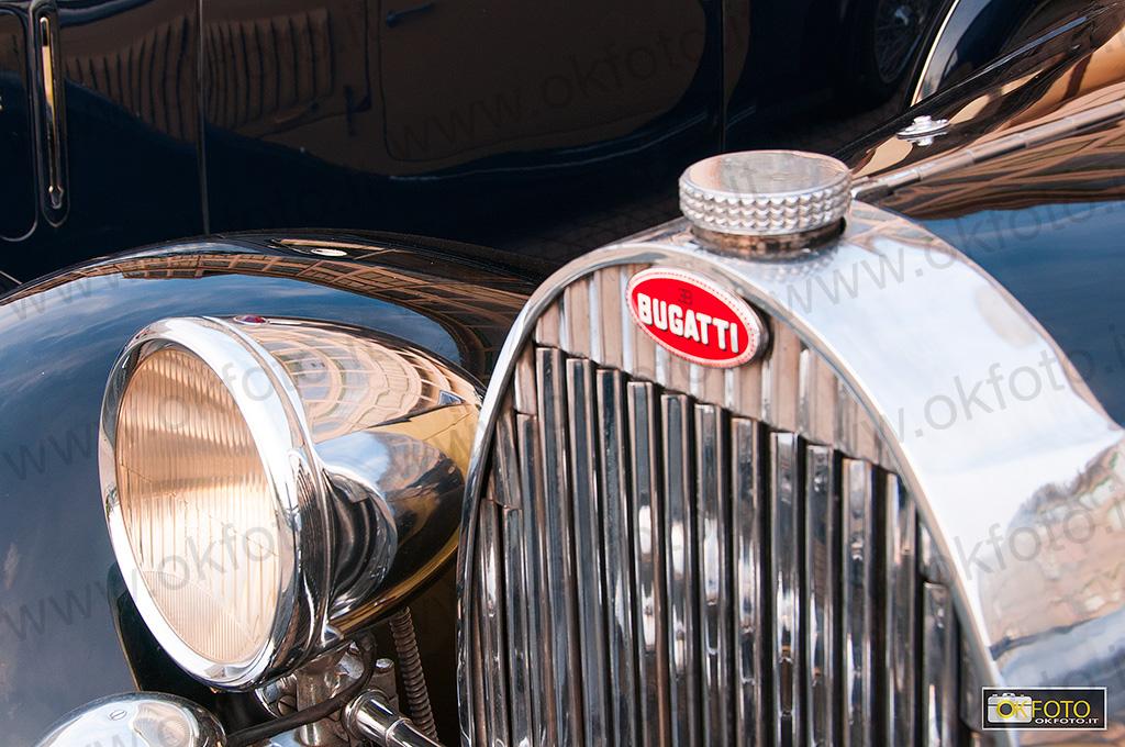 Concorso d'eleganza per auto d'epoca: matrimonio tra storia e bellezza