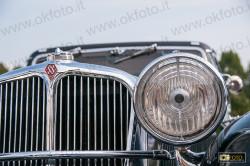 SS type 1 al concorso eleganza auto d'epoca