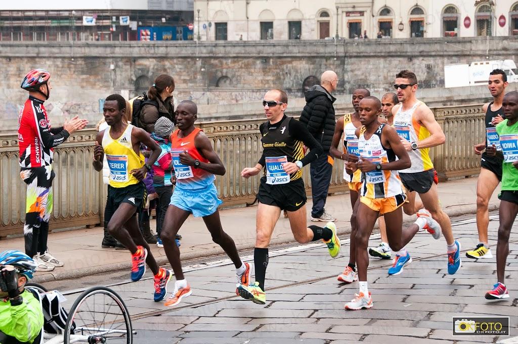 Turin Marathon 2013, fotografie e classifiche