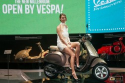 novità Vespa al Salone Eicma