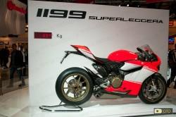 Una foto della nuova Ducati Superleggera