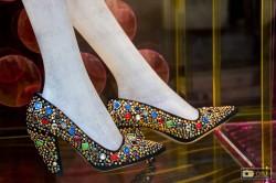 scarpe alta moda a Torino