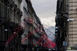 via Garibaldi a Torino