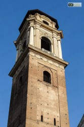 Una vista della Torre Campanaria