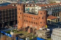 Le Porte Palatine a Torino