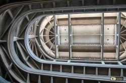 Rampa elicoidale dell'ex stabilimento Fiat del Lingotto