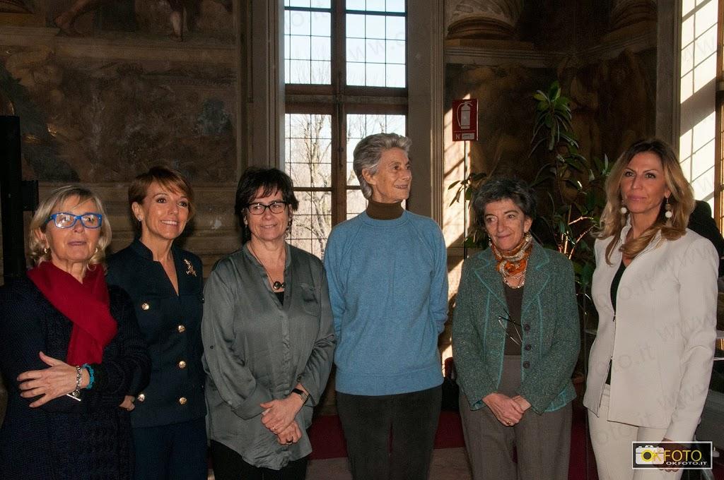 presentazione al Castello del Valentino della iniziativa contro la violenza sulle donne