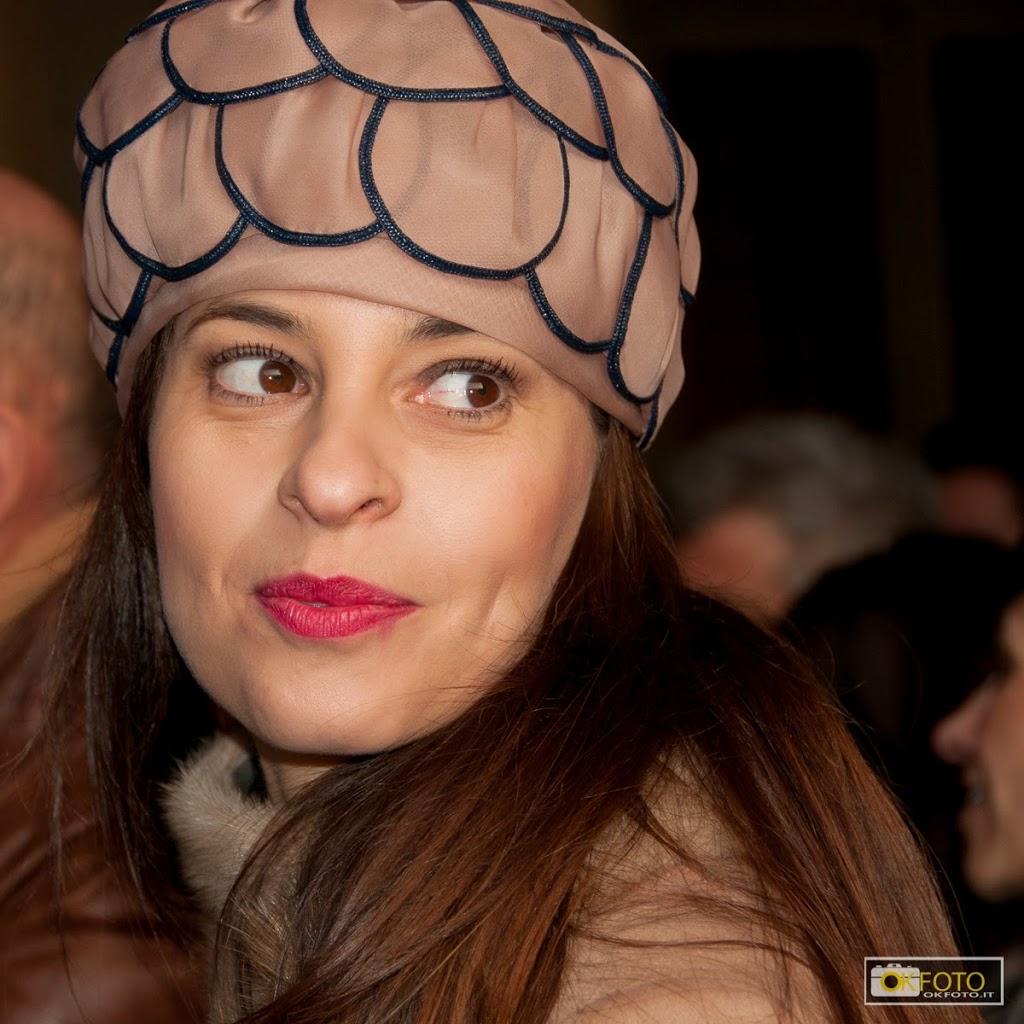Cappelli di signore torinesi a palazzo Madama