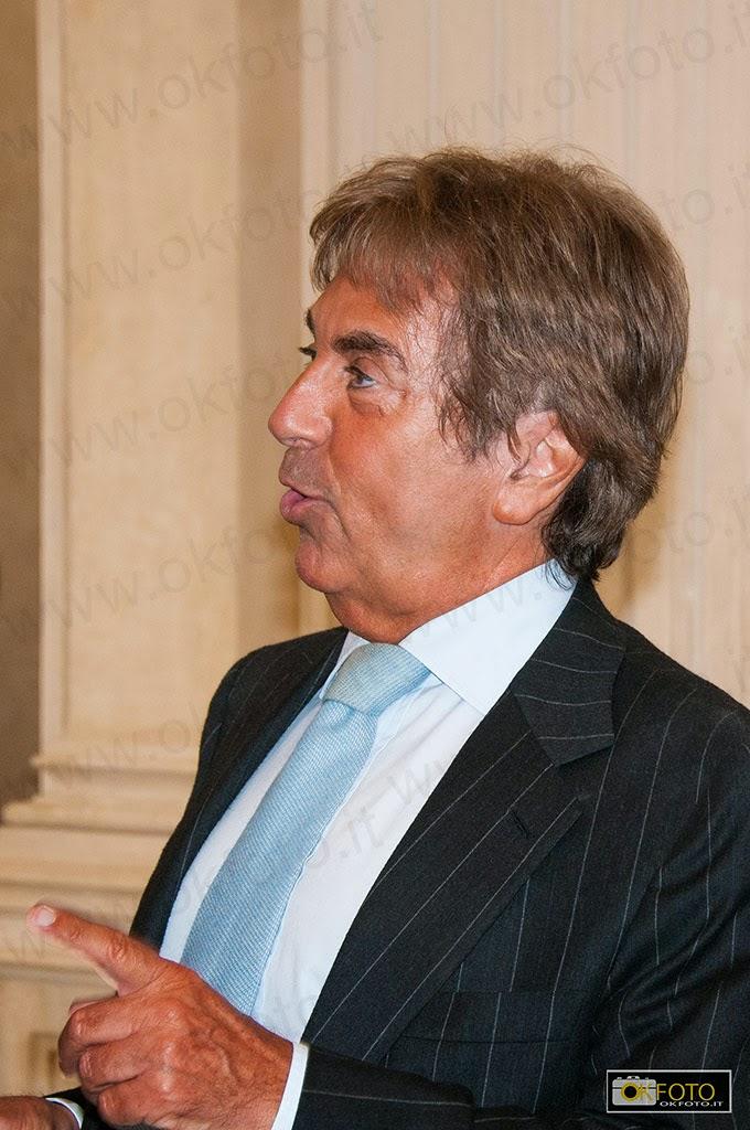 Fabrizio Del Noce, presidente del Consorzio della Venaria Reale