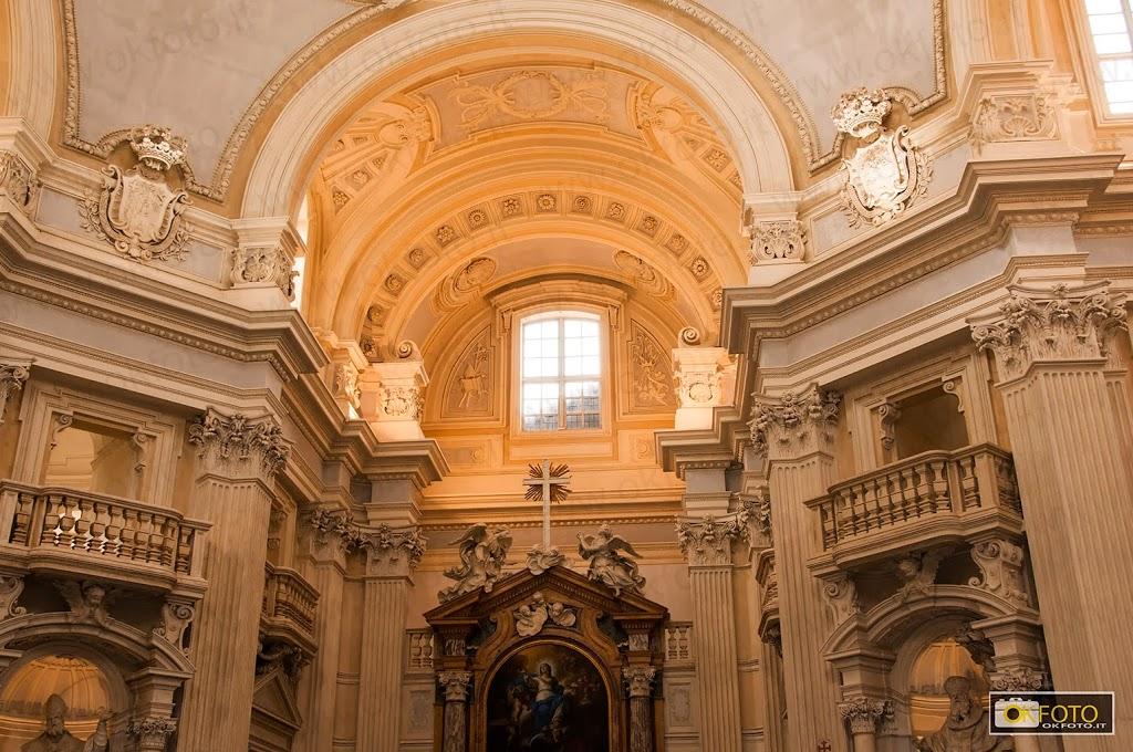la cappella di Sant'Uberto nella Reggia di Venaria