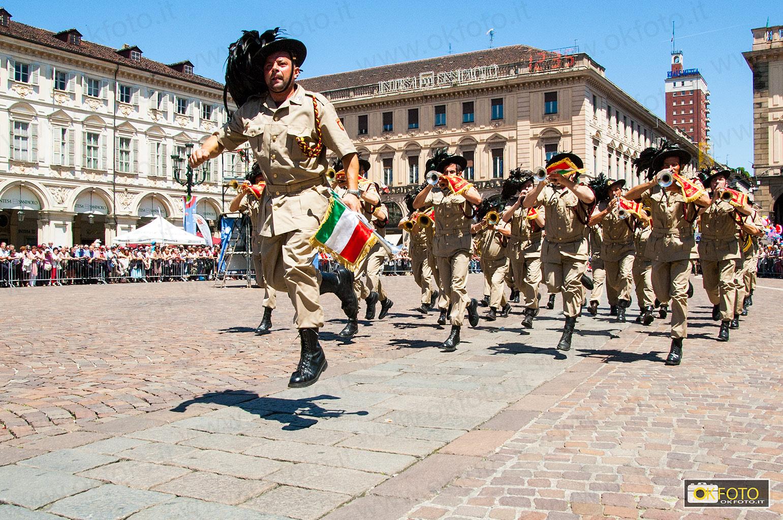 Bersaglieri,  Asti ospita il 62° raduno nazionale