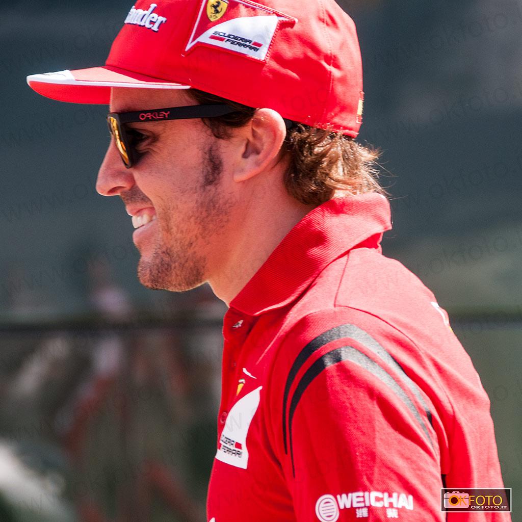 La F1 a Montecarlo: sfilata di vip e bellezze