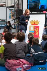 Educazione stradale per i bambini in occasione del Salone del libro