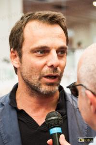 Alessandro Preziosi al salone del libro