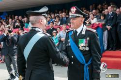 Il genarale di brigata dei Carabinieri Gino Micale