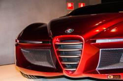Alfa Romeo studio Ied al Mauto di Torino