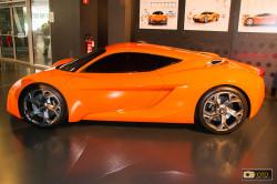 Museo dell'auto Torino: Mostra IED Transportation design