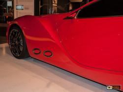 Museo automobile di Torino: studio Cisitalia