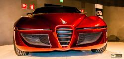 Museo dell'automobile di Torino: uno studio IED per Alfa Romeo
