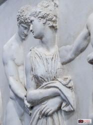 Una scultura di Antonio Canova