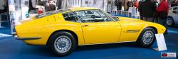 In occasione del Centenario Maserati una immagine della  Ghibli del1970