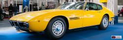 Maserati Ghibli SS, anno 1970
