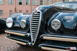 Alfa Romeo 6c 2500 ss, carrozzeria Touring Superleggera