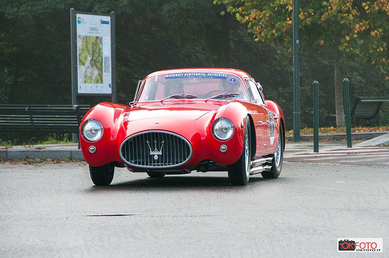 Centenario Maserati: un raduno d'elite, forse troppo…